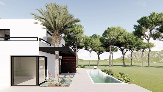 Promoción de 13 viviendas unifamiliares Passivhaus en Jávea (Alicante) . Jávea . Alacant . España
