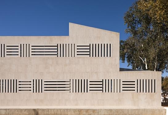Ampliación Centro de Salud Tipo II . Cartaya . Huelva . España