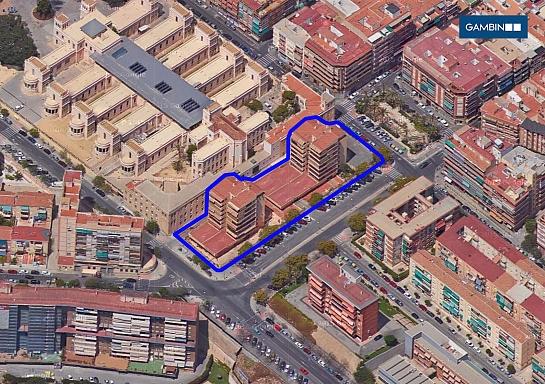 Edificio Hnos. López Osaba . Alicante . Alacant . España