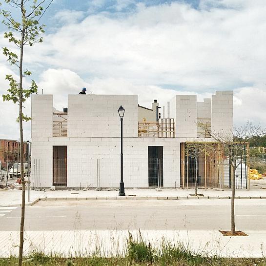 Casa 3x3 . Requena . València . España