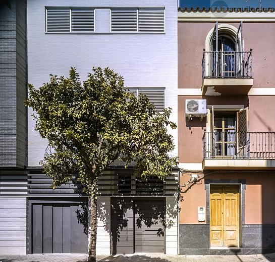 Casa Vázquez . Sevilla . Sevilla . España