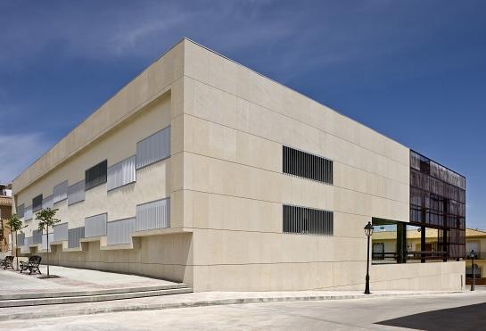 Nueva Sede Judicial . Priego de Córdoba . Córdoba . España