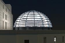 Cúpula de la Nueva Sede de la Daïra en Orán . 2012