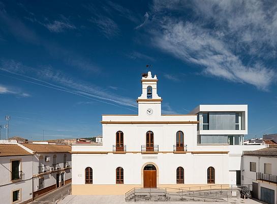 Rehabilitación y Ampliación del Ayuntamiento de Posadas . Córdoba . Córdoba . España