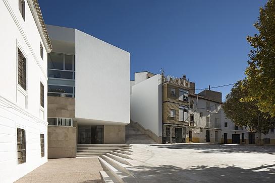 Edificio de Formación y Empleo . Granada . Granada . España