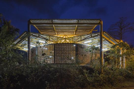 Centro Comunal de El Rodeo de Mora . San José . San José . Costa Rica