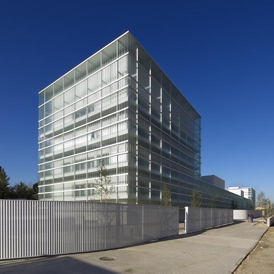 Centro Integrado de Servicios Sociales . Madrid . Madrid . España