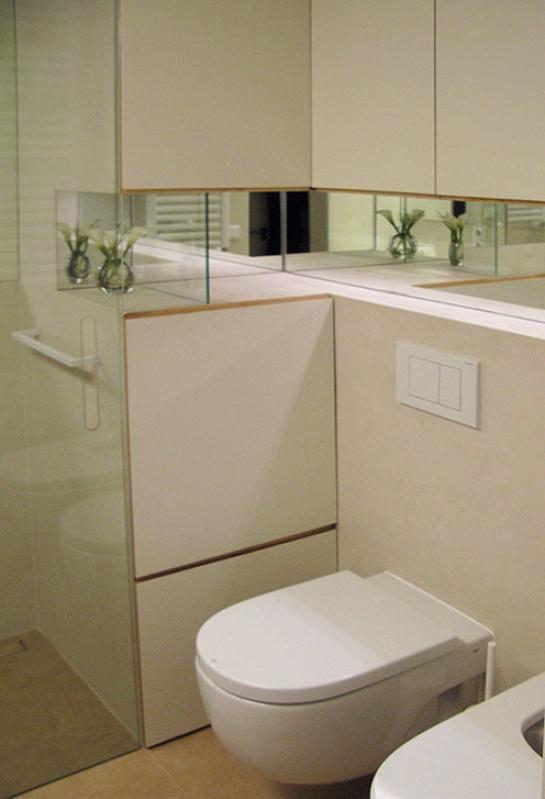 Reforma y diseño de mobiliario para baño . Alicante . Alacant . España