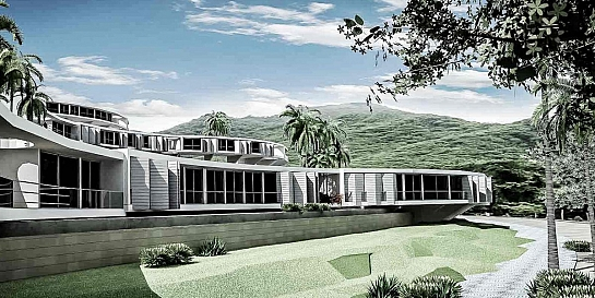 Hotel Club de Golf Costa Rica . Huacas . Guanacaste . Costa Rica