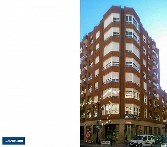 Edificio de 15 viviendas en Av. Alameda . Alcoy . Alacant . España