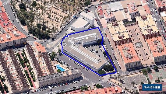 Centro de Salud de Altabix . Elche . Alacant . España