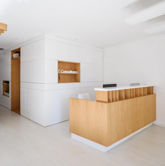 Nueva sede ST Consultores . Madrid . Madrid . España