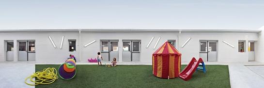 Escuela Infantil Cap-i-Cua . Petrer . Alacant . España