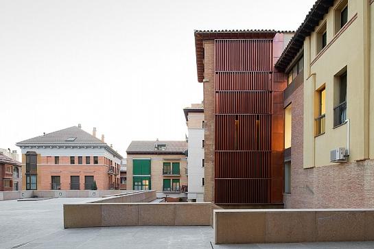 Rehabilitación del Archivo Histórico de Huesca . Huesca . Huesca . España