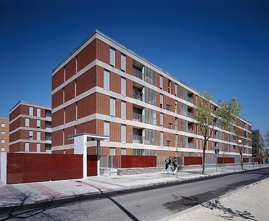 110 Viv. Sociales en Leganés . Leganés . Madrid . España