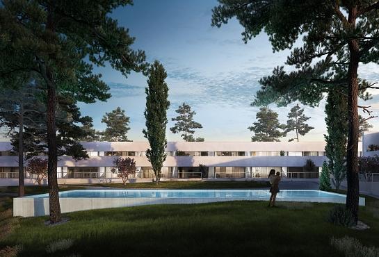 Residencial Mirasal . Torrevieja . Alacant . España