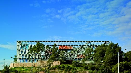Sede de la Fundación Parque Científico de Murcia . Murcia . Murcia . España