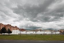 Parvulario en Burlada . Burlada/Burlata . Navarra . España
