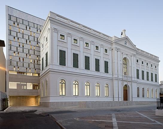 Reforma y ampliación de la Antigua Casa Consistorial del Puerto de Santamaría . Cádiz . Cádiz . España