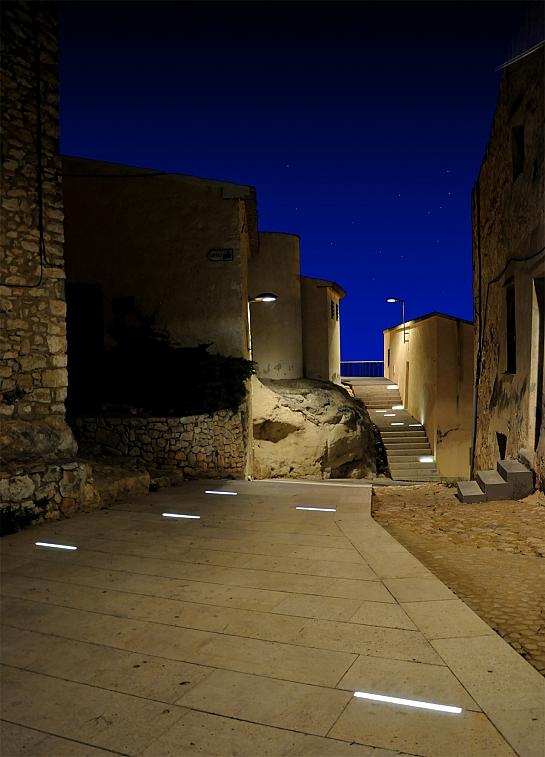 Parque Arqueológico del Castillo de Calafell . Calafell . Tarragona . España