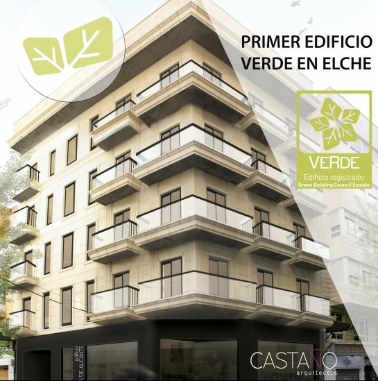 EDIFICIO PUERTA DE ALICANTE . Elche . Alacant . España