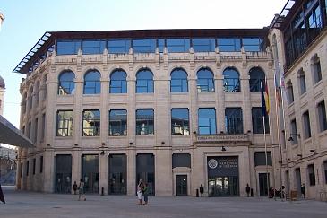 Reforma y Ampliación de la antigua fábrica de Carbonell para nueva sede de la E.P.S.A. de Alcoy . Alcoy . Alacant . España