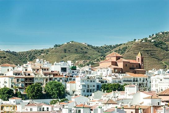 Casa TR . Torrox . Málaga . España