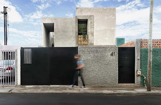 Casa Estudio . Querétaro . Chiapas . México