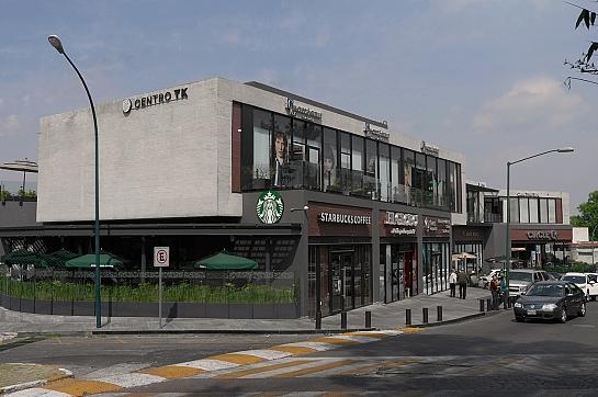 Centro TK . Mexico . Distrito Federal . México