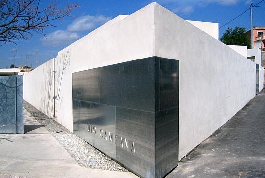 Colegio 'Puig Campana' . Finestrat . Alacant . España . 2003