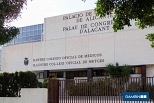 Ampliación del Colegio Oficial de Médicos de Alicante