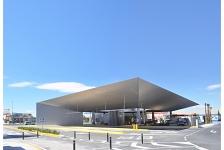 Estación de Autobuses de Santa Pola . Santa Pola . Alacant . España . 2014