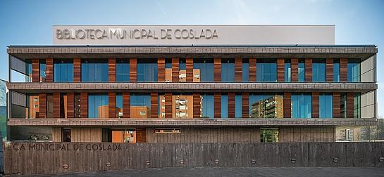 Biblioteca de Coslada . Coslada . Madrid . España