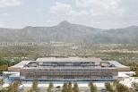 Modernización del estadio chileno San Carlos de Apoquindo