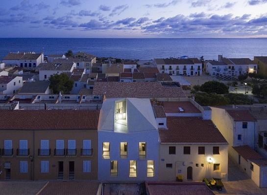 Hotel Santacreu . Santa Pola . Alacant . España