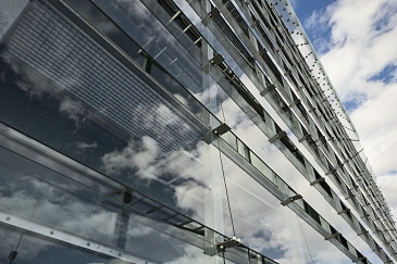 Rehabilitación energética de la Facultad de Económicas de la Universidad de Murcia . Espinardo . Murcia . España