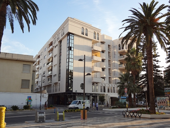 Edificio Costa Tropical . Granada . Granada . España