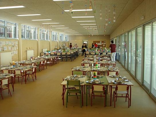 Comedor escolar c p padre manj n - Proyecto de comedor escolar ...
