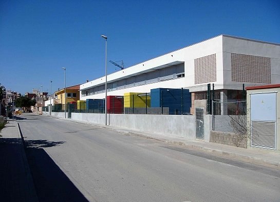 C.E.I.P. EN ALMAZORA . Almassora . Castellón . España