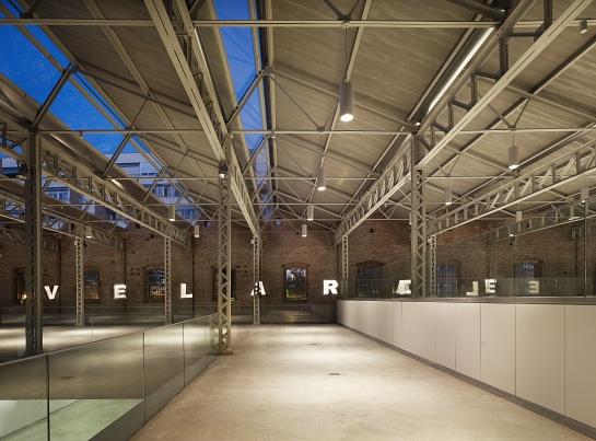 Centro Cultural Daoíz y Velarde . Madrid . Madrid . España