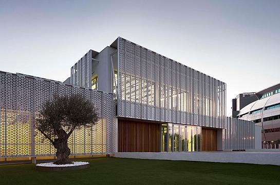 Nuevo Campus de Ree en Tres Cantos . Madrid . Madrid . España