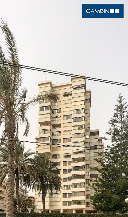 Torre Edinso - Playa de Muchavista . Campello . Alacant . España