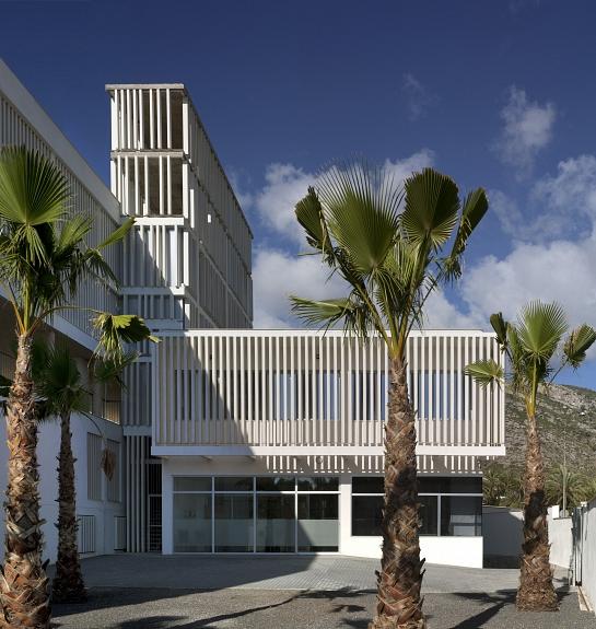 Casa Cuartel de la Guardia Civil . Castellón de la Plana . Castellón . España