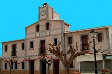 REHABILITACIÓN ANTIGUO COLEGIO EN LA ERMITA DE VILLAJOYOSA . Villajoyosa . Alacant . España