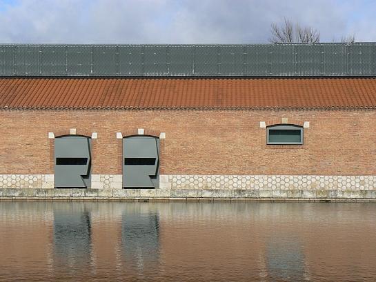 Museo del Agua de Palencia . Palencia . Palencia . España