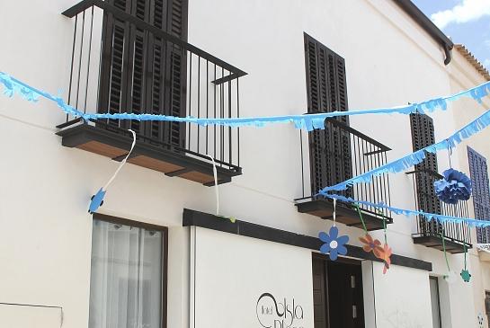 Hotel en Tabarca . Alicante . Alacant . España . 2016