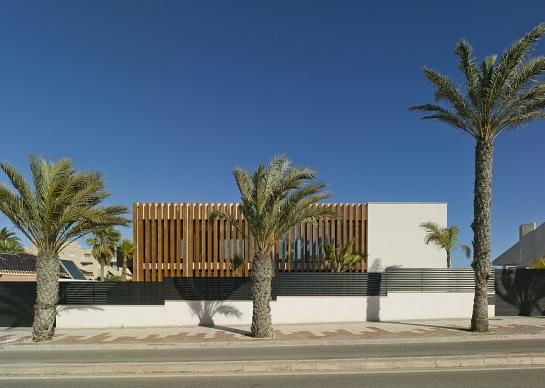 VILLA GAWY . Cartagena . Murcia . España