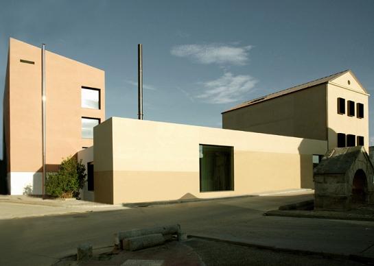 Centro de Interpretación de San Juan de la Cruz . Ávila . Ávila . España