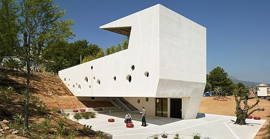 Centro Social Mirador El Tossal . La Nucía . Alacant . España