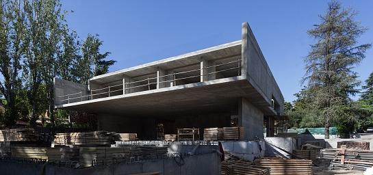 Casa de Aluminio . Madrid . Madrid . España